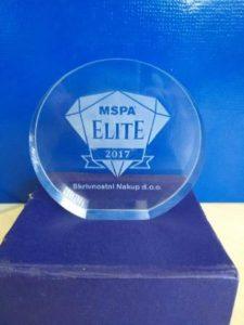 skrivnostni nakup mspa elite trophy 2017