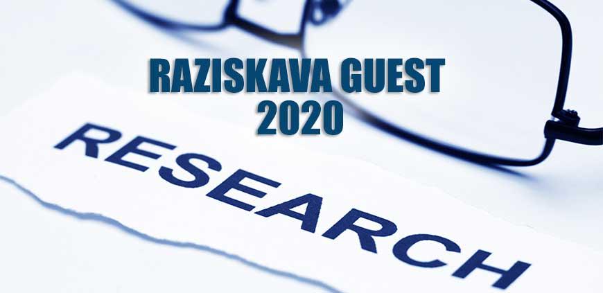 raziskava guest 2020